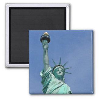 Señora Liberty Imanes Para Frigoríficos