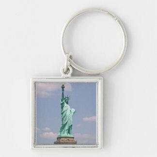 Señora Liberty Keychain Llaveros Personalizados