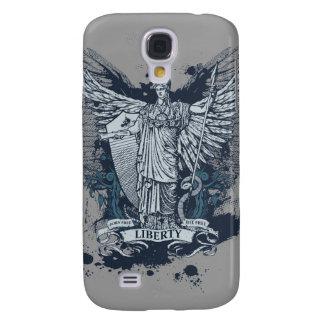 Señora Liberty Libertas Funda Para Galaxy S4