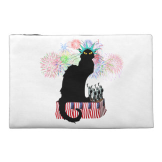 Señora Liberty - Patriotic Le Chat Noir
