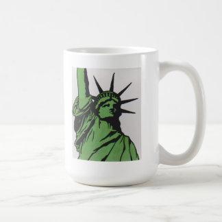 Señora Liberty por la TAZA 03 de David Smith