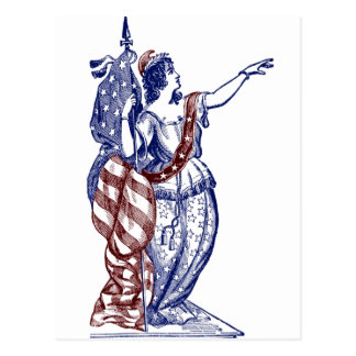 Señora Liberty Postal