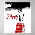 Señora Liberty - poster