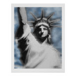 Señora Liberty Posters