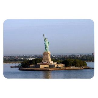 Señora Liberty Premium Flexi Magnet de la buena ma Iman Rectangular