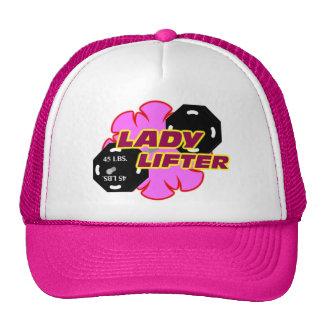 Señora Lifter Weightlifting Hat Gorro
