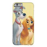 Señora linda y el vagabundo funda barely there iPhone 6