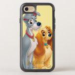 Señora linda y el vagabundo funda OtterBox symmetry para iPhone 7