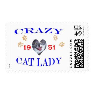 Señora loca del gato 1951 envio