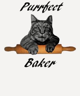 Señora loca del gato de los regalos del gato del camiseta