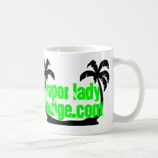Señora Lounge Mug del vapor Taza De Café