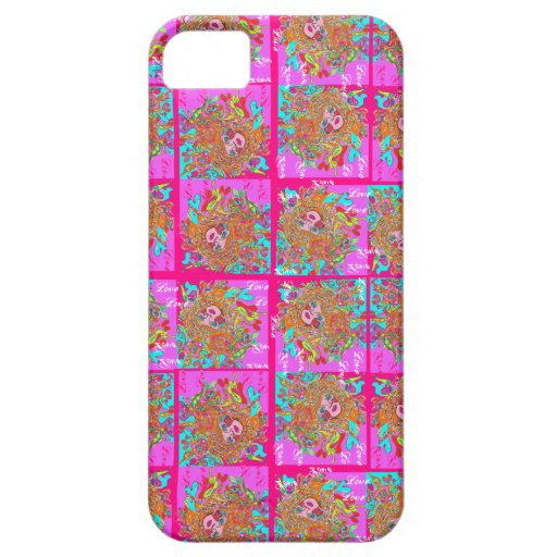 Señora Love iPhone 5 Coberturas