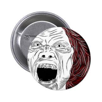 Señora Luck Pin Redondo 5 Cm