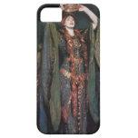 Señora Macbeth iPhone 5 Case-Mate Cárcasas
