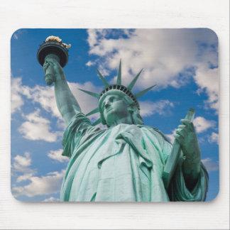 Señora majestuosa Liberty Alfombrilla De Raton