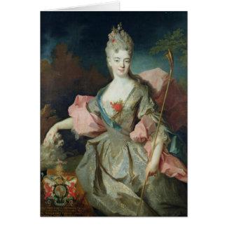 Señora Maria Josephine Drummond, condesa de Castel Tarjeta De Felicitación