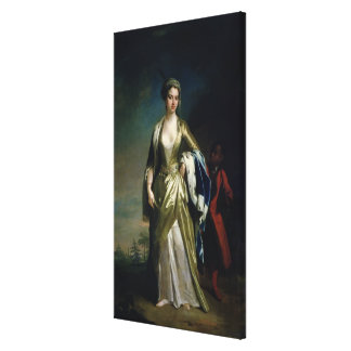 Señora Maria Wortley Montagu, c.1725 Impresion De Lienzo
