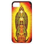 Señora moderna de Guadalupe iPhone 5 Case-Mate Cárcasa