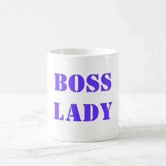 Señora Mug de Boss Taza Mágica