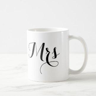 Señora Mug Taza Clásica