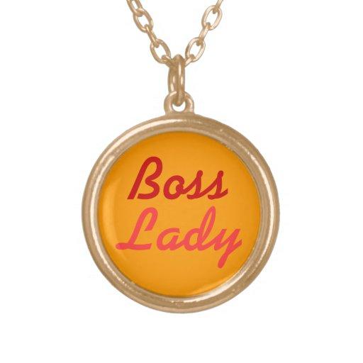 Señora Necklace de Boss Collar