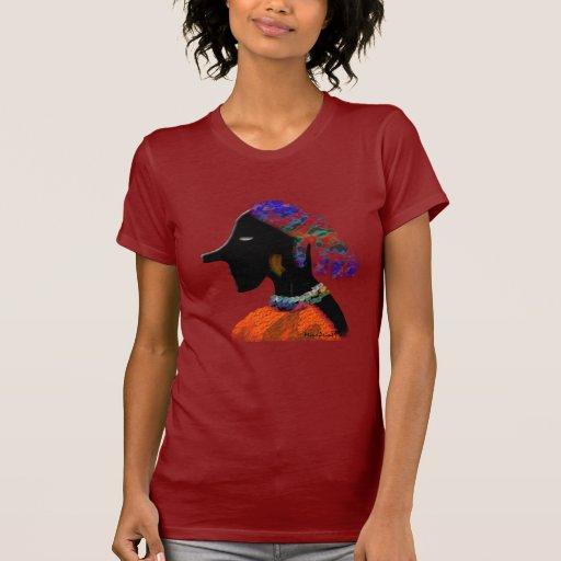 Señora negra t shirts