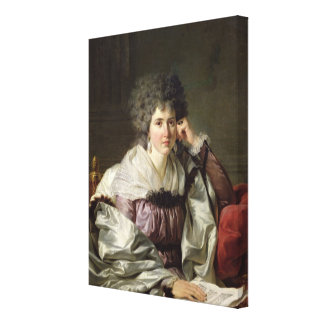 Señora Nicaise Perrin Catherine nee Deleuze Lona Estirada Galerias