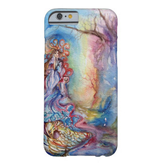 SEÑORA OF LAKE/magia y misterio Funda De iPhone 6 Barely There