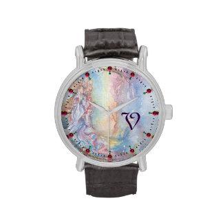 SEÑORA OF LAKE, magia y misterio Relojes