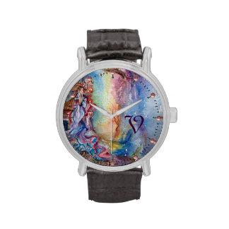 SEÑORA OF LAKE, magia y misterio Reloj