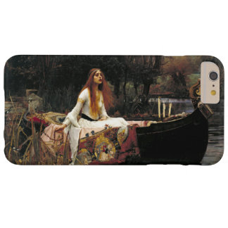 Señora Of Shalott Vintage de John William Funda De iPhone 6 Plus Barely There