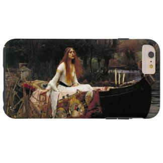 Señora Of Shalott Vintage de John William Funda Para iPhone 6 Plus Tough