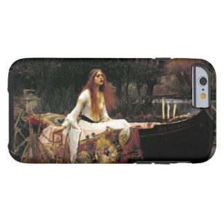 Señora Of Shalott Vintage de John William Funda Para iPhone 6 Tough