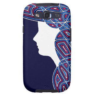 Señora Patriot Galaxy S3 Coberturas