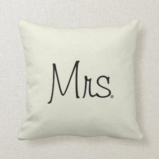 Señora Pillow Almohada
