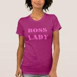 Señora Pink T-Shirt de Boss Camiseta