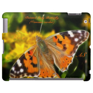 Señora pintada Butterfly (cardui de Vanesa)