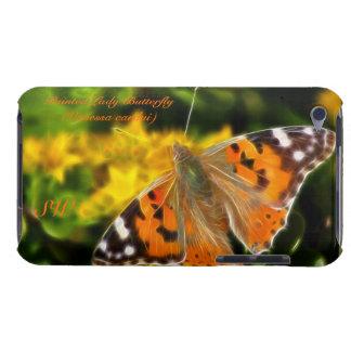 Señora pintada Butterfly (cardui de Vanesa) iPod Touch Carcasa