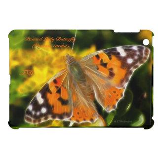 Señora pintada Butterfly (cardui de Vanesa) iPad Mini Funda