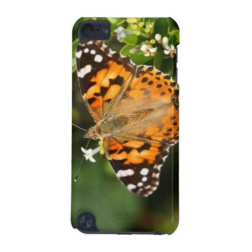 señora pintada sobre el seto funda para iPod touch 5G