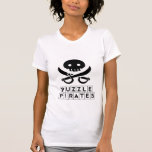 Señora Pirate Gear Camisetas