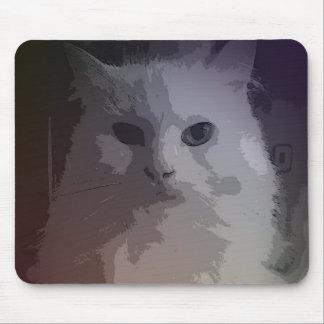Señora princesa Watercolor Mousepad
