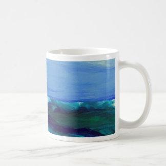 Señora productos del arte del mar - océano de Cric Taza