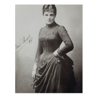 Señora Randolph Churchill Postal