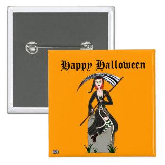 Señora Reaper Pins