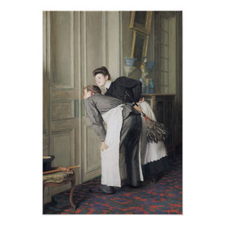 Señora Recoit, 1908 Poster