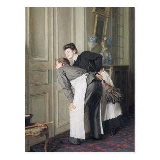 Señora Recoit, 1908 Postales