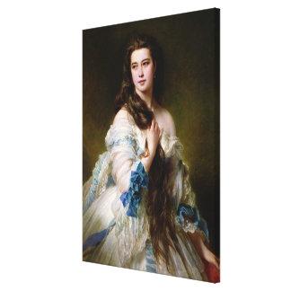 Señora Rimsky-Korsakov Impresion En Lona