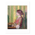 Señora Roberto Bevan, c.1913 (aceite en lona) Postales
