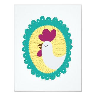 Señora Rooster Comunicados